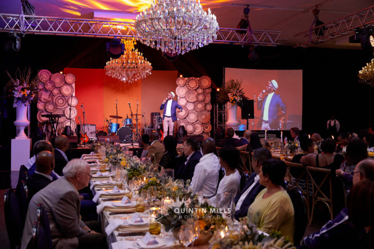 African Rainbow Minerals year end function
