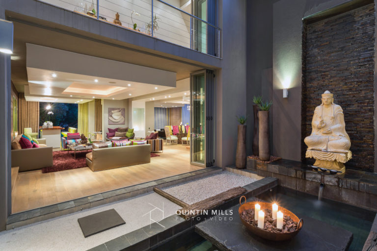 Luxury real estate in Hartbeespoort. Architecture & Interiors photography