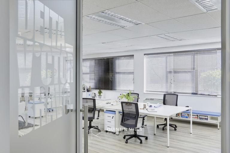 Delta Victor Bravo interiors. Architecture & Interiors photography