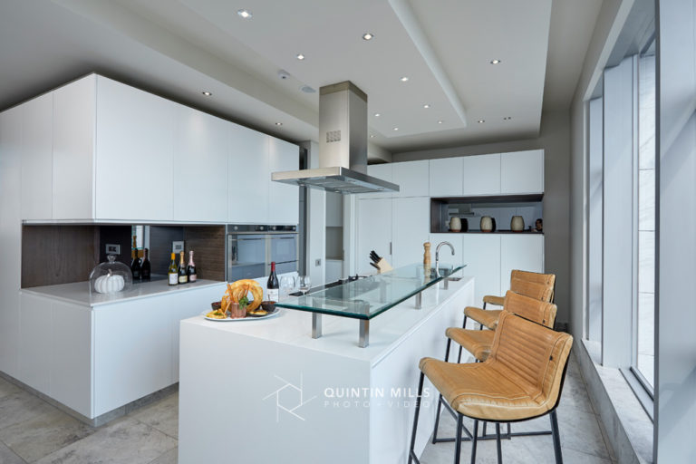 Sandton Penthouse interiors photography. Architecture & Interiors photography