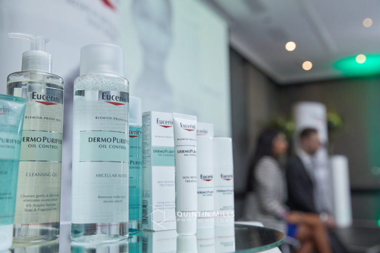 Eucerin Product Launch