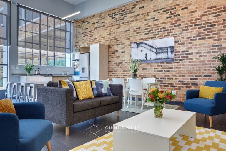 Exchange Lofts. Architecture & Interiors photography
