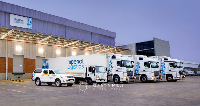 Imperial Logistics image library. Commercial photography portfolio