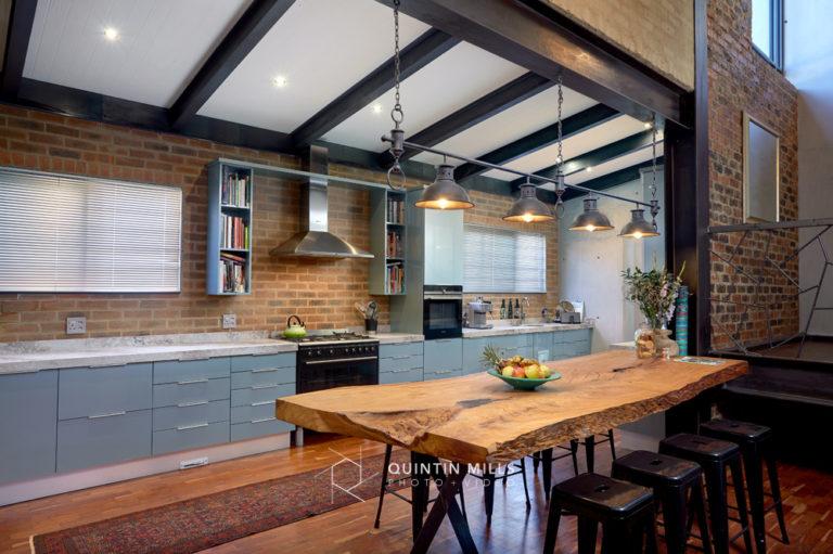 Kitchen design showcase. Architecture & Interiors photography