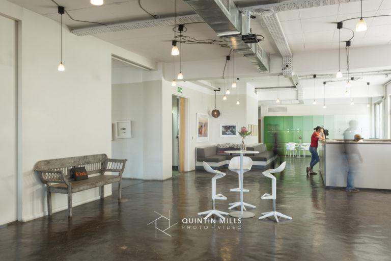 Workshop 17, Maboneng. Architecture & Interiors photography