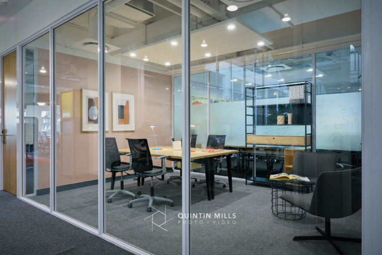 Workshop 17, Sandton. Architecture & Interiors photography