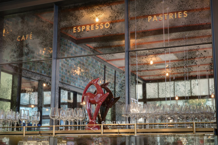 Tribeca Coffee, Waterfall. Architecture & Interiors photography
