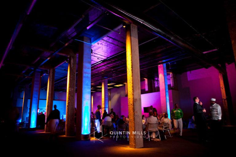 Brand SA Turbine Hall event