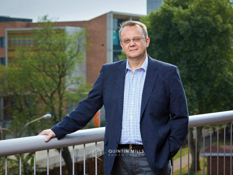 WITS Health Board portraits