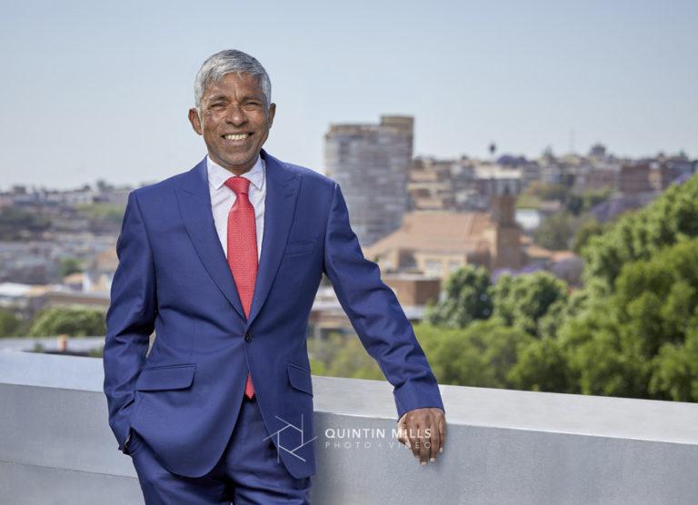 WITS Health Board CEO portrait