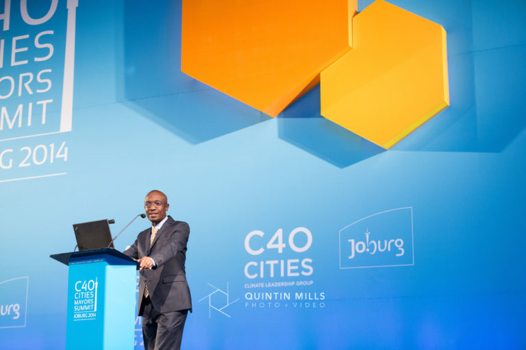 C40 Cities, South Africa